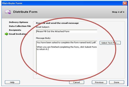 Adobe acrobat forms email invitation stopboris Gallery