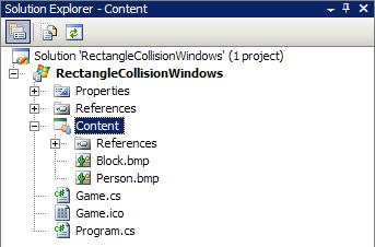 2D Collision Tutorial 1: Rectangle