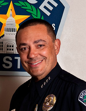 Austin Police Chief Art Acevedo