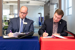 2019 St. Edward's ACC partnership articulation agreement