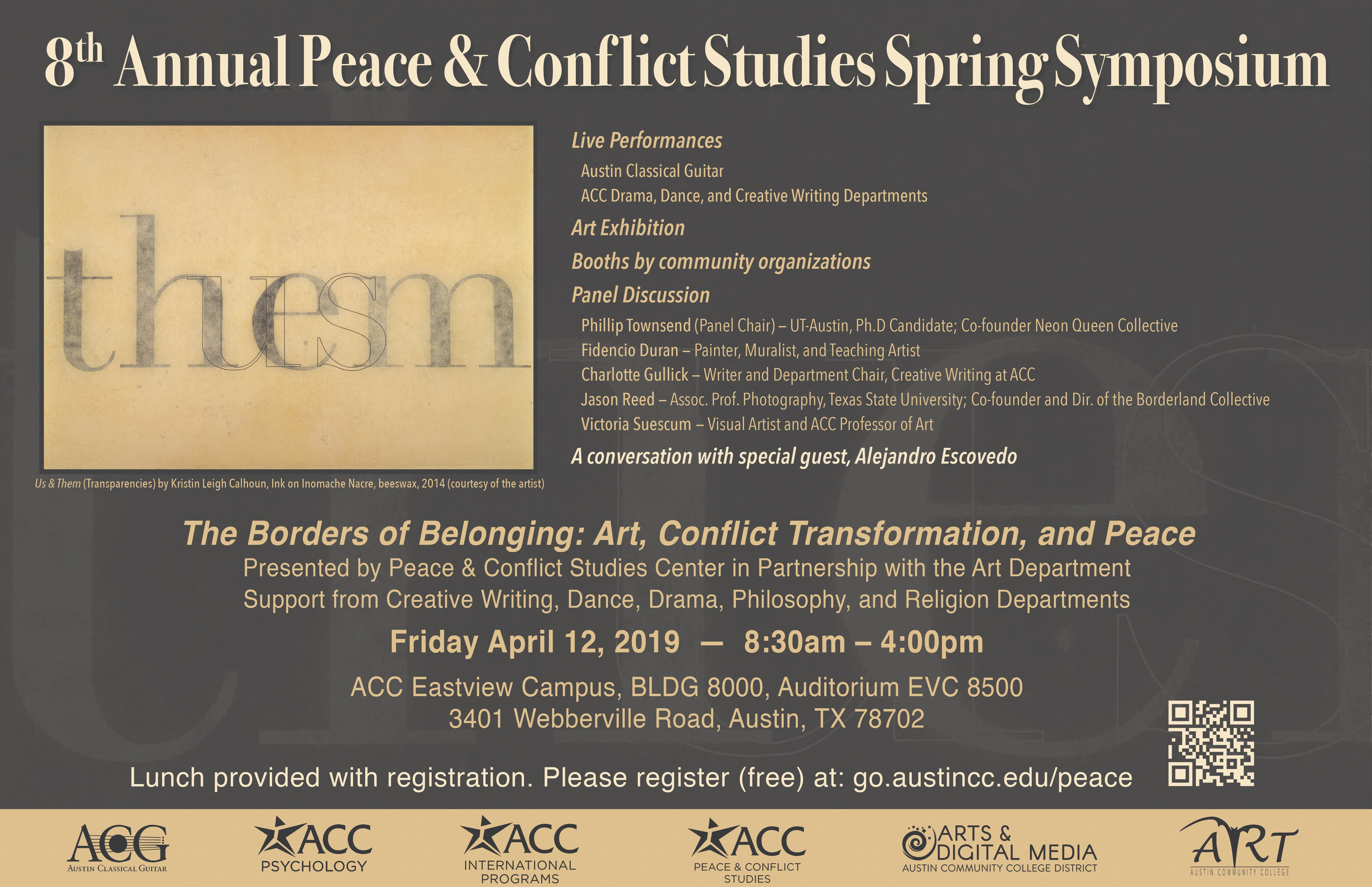 Peace and Conflict Studies Symposium