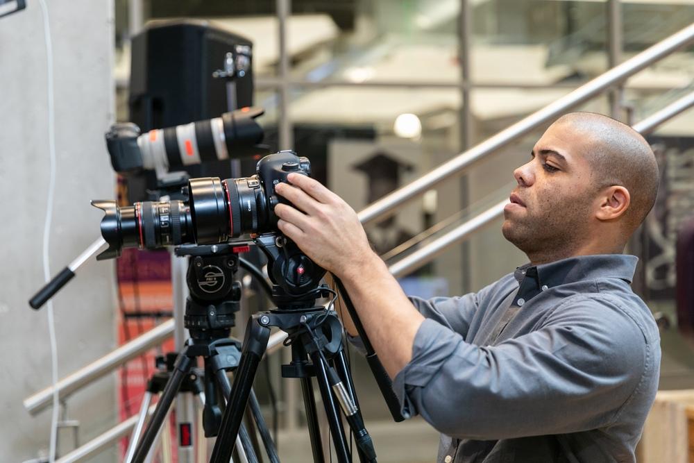 ACC veterans Kai Ferguson ACCTV producer