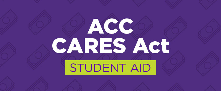 CARES Act Student Aid