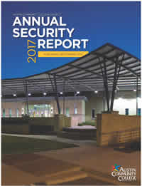 Annual Security Report, September 2017