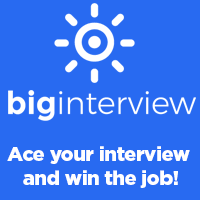 big interview icon