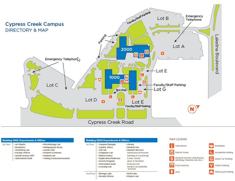 Cypress Creek Campus Austin Community College District
