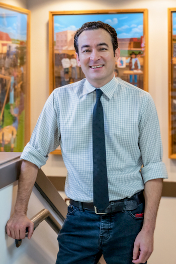 Dr. Gary Moreno