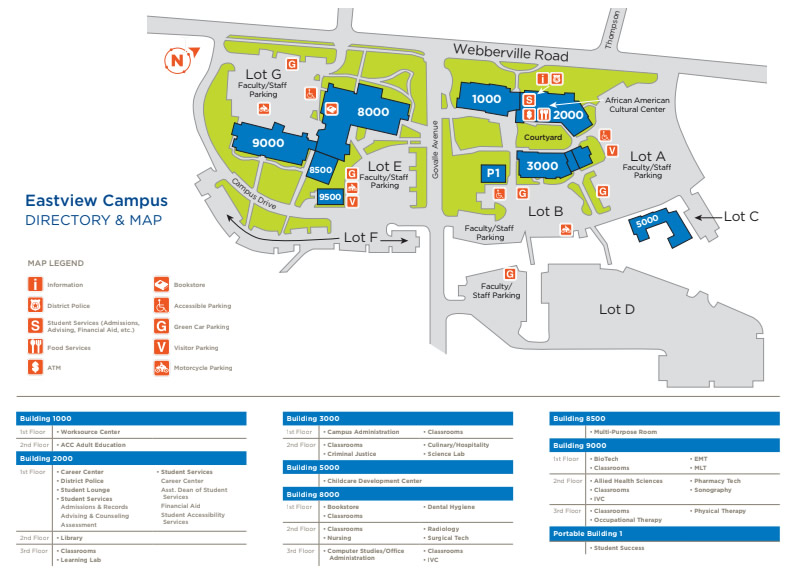Eastview Campus | Austin Community College District