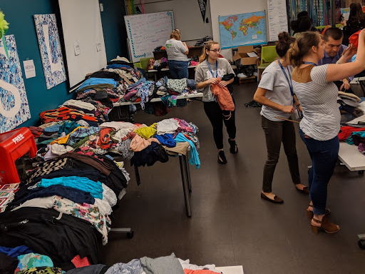 Earth Day Upcycle Clothing Swap