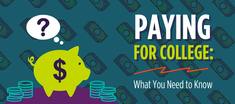 Paying for College, What you need to know.