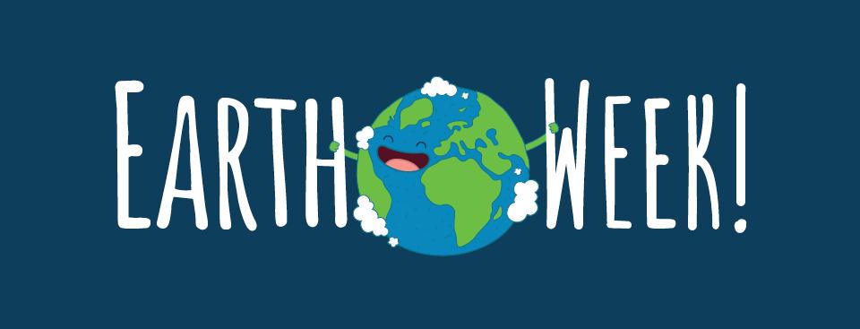 Earth Week header