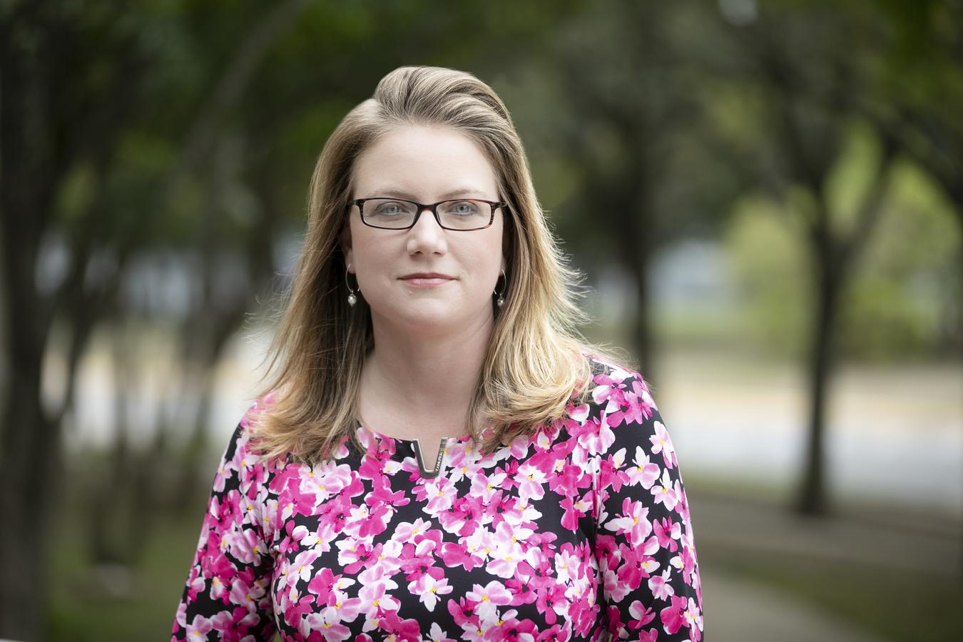 Faculty Portrait - Stephanie Long