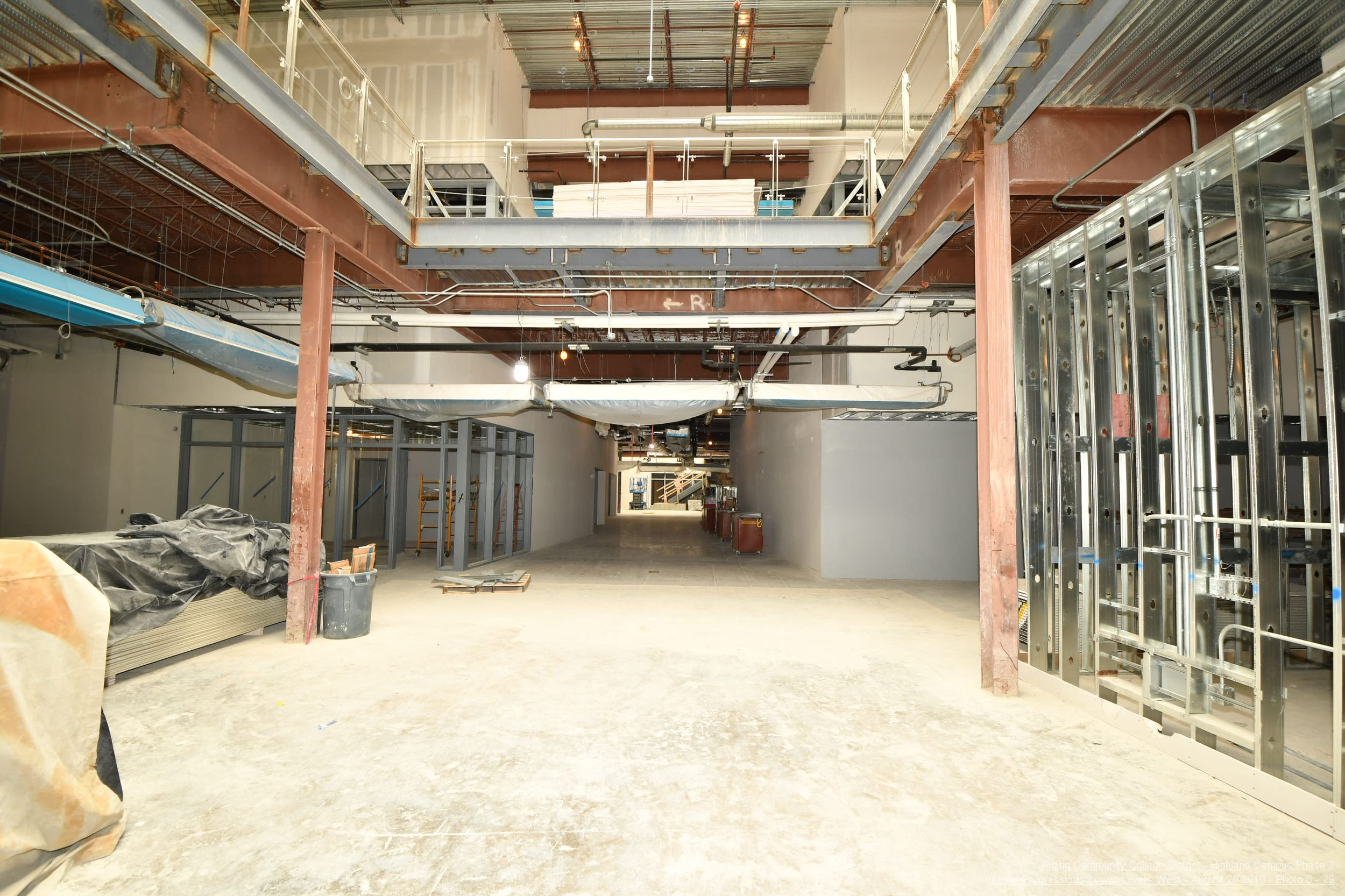 HLC2 - Interior Common Area - August 2019