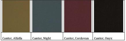 HON Endorse Color Choices
