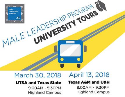 MLP University Tours, Spring 2018