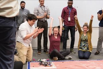 National Community College Aerospace Scholars program, Mars Rover Prototype Competition