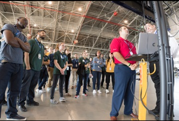 National Community College Aerospace Scholars program