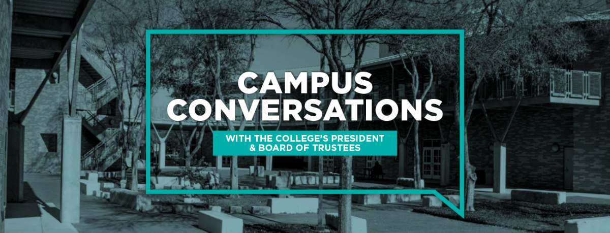 Join the conversation with ACC President/CEO & Board of Trustees