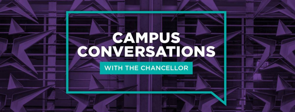 Join the conversation with ACC Chancellor Dr. Richard Rhodes