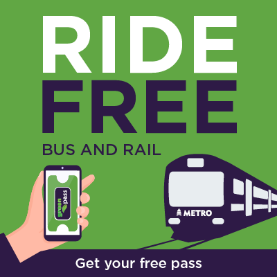 Ride Free with Green Pass