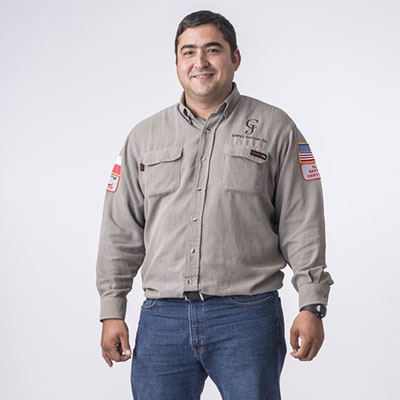 Sergio Chavez | Oil Electronic Technician