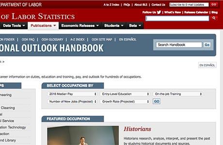 Bureau of Labor Statistics 1