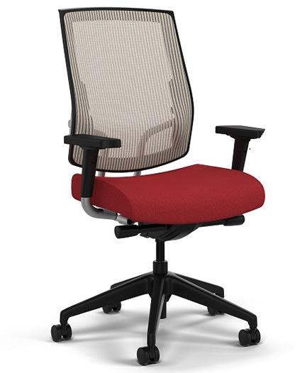 Sit on it Focus Task Chair
