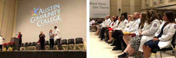 Fall 2018 Nursing Pinning Ceremony