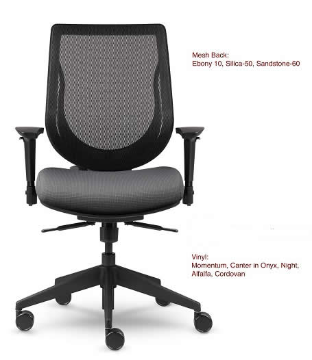 Task Chair, Allseating You Too
