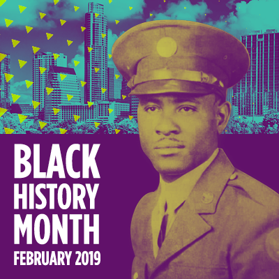 Black histrory month february 2019