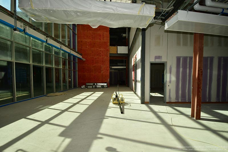 Highland Campus Phase 2 common area