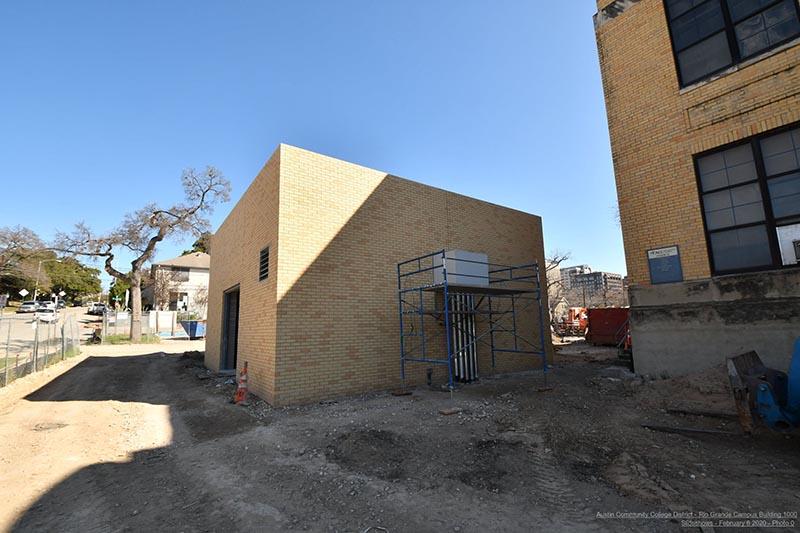 Rio Grande Campus historic renovations