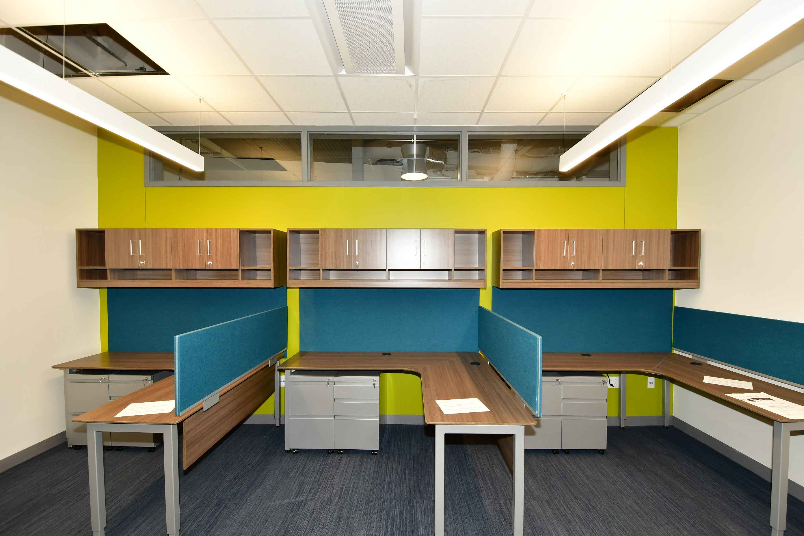 Highland Campus Phase 2 school-to-business incubator