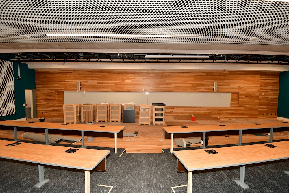 Highland Campus Phase 2 - Presentation Hall