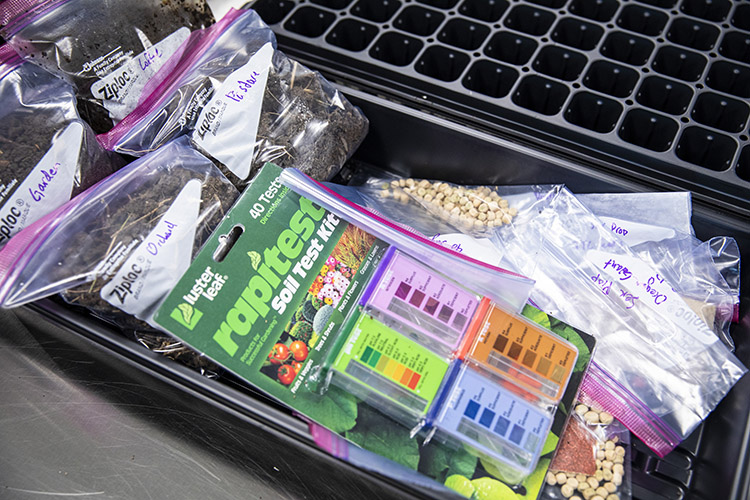 Sustainable Agriculture Horticulture Kits