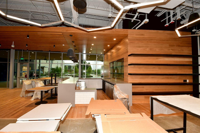 Highland Campus Phase 2 Culinary Restaurant