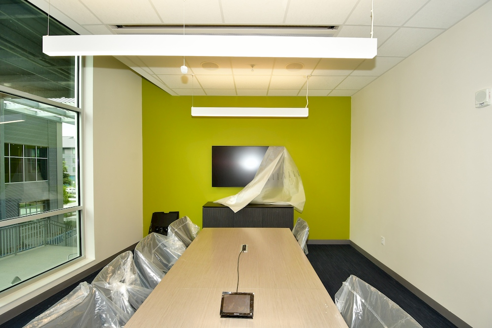 Highland Campus Phase 2 Conference Room in Campus Manager Suite