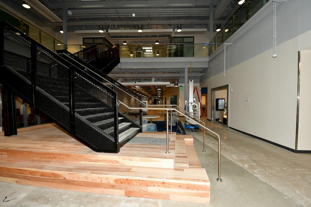 Highland Campus Phase 2 Lower Level near Culinary