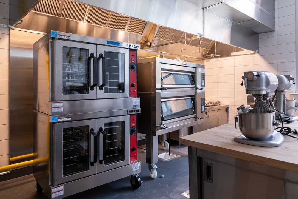 Highland Campus Culinary Arts Pastry Kitchen