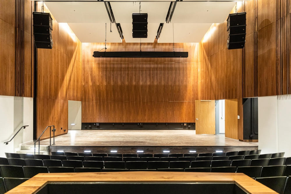 Highland Campus Phase 2 Move-in: Music Recital Hall