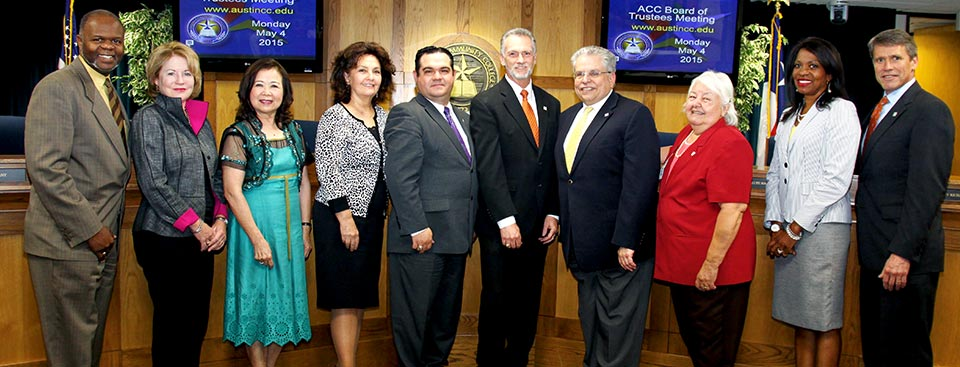 Austin Community College Board of Trustees