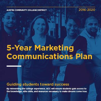 5 Year Marketing Plan 2016-21 thumbnail