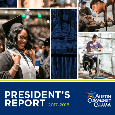 President's Report 2017-18 thumbnail