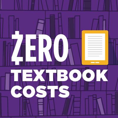 Zero Textbook Costs