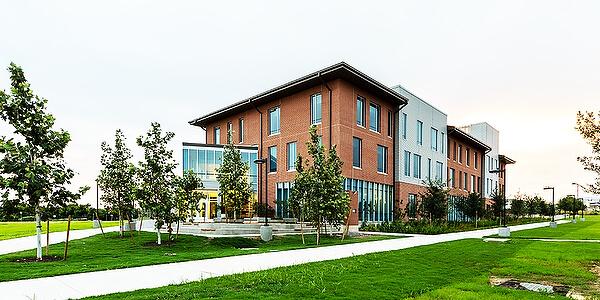 Campus building exterior.