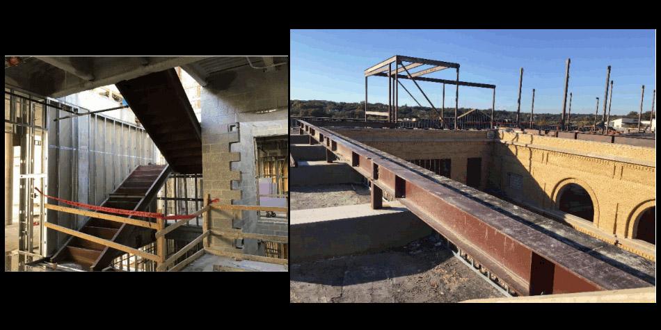 ACC Rio Grande campus renovations.