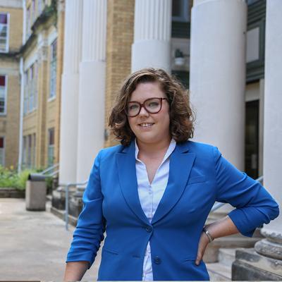 Cassie F. Liberal Arts Graduate