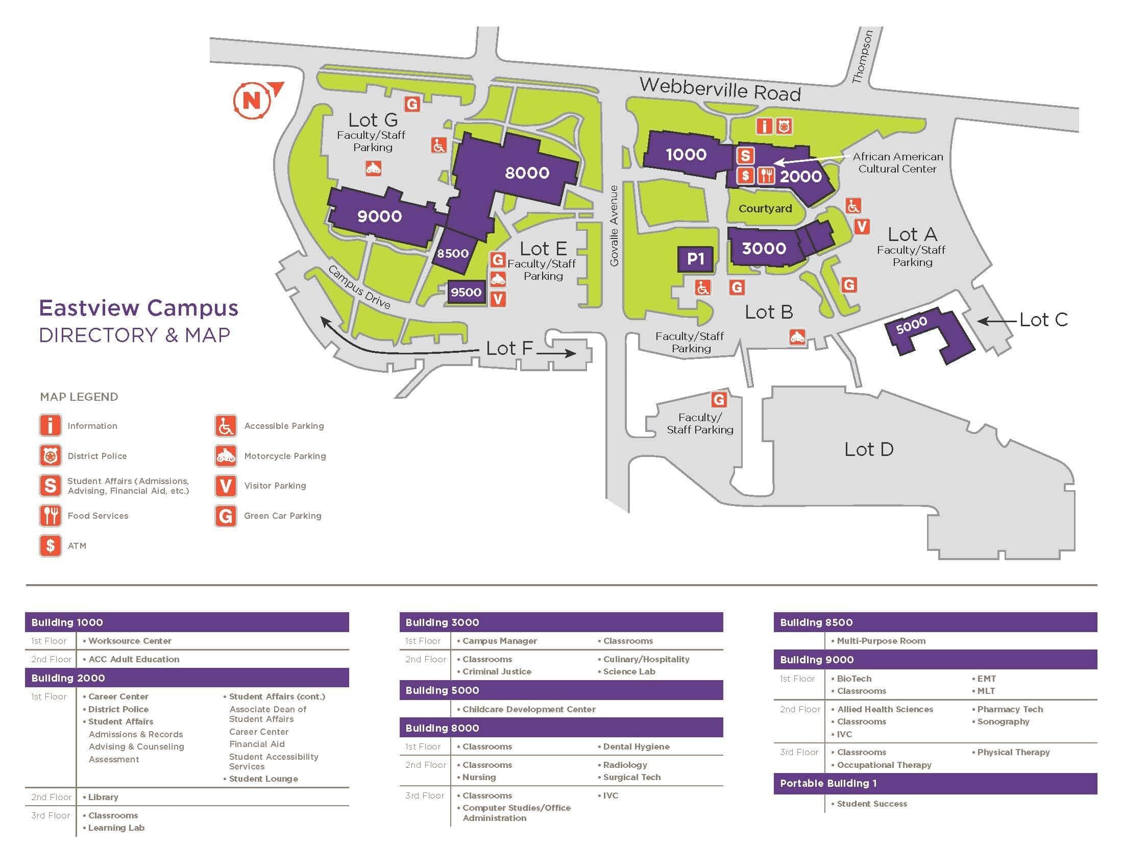 austin community college rio grande campus map Eastview Campus Austin Community College District austin community college rio grande campus map