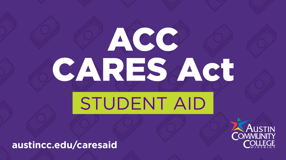 Cares Act Student Design