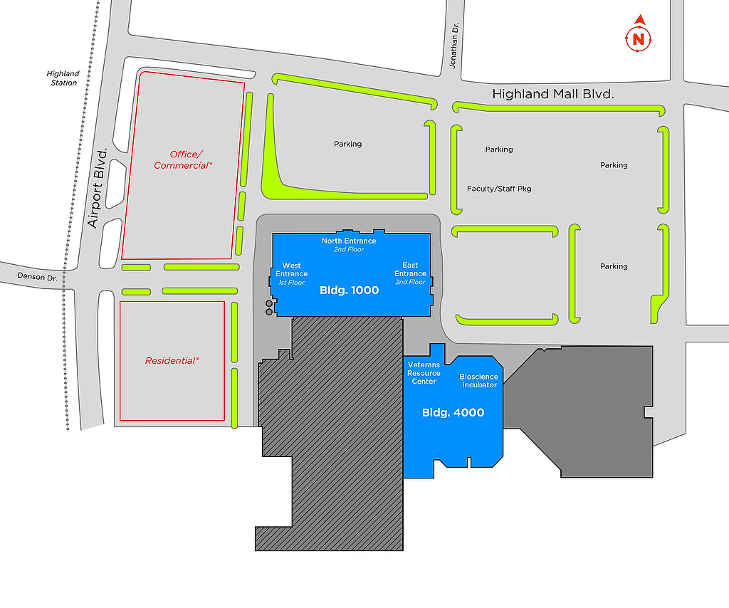 acc northridge campus map Contact Us Austin Community College District acc northridge campus map